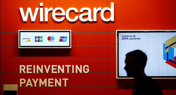 Wirecard's collapse being felt in Israel too. Photo: Reuters