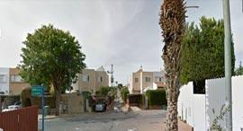 """רחוב ג'וזף ארלנגר באר שבע זירת הנדל""""ן, צילום: Google Street View"""