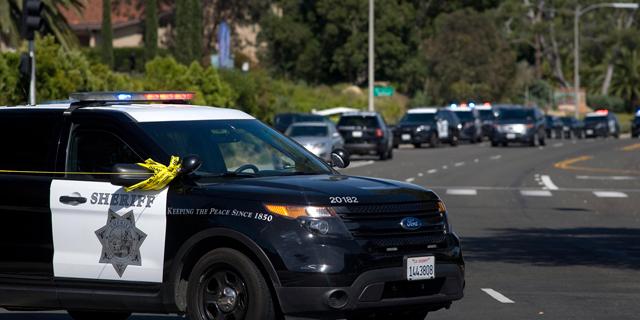 ירי בבית כנסת בקליפורניה: אישה נרצחה ו-3 נפצעו