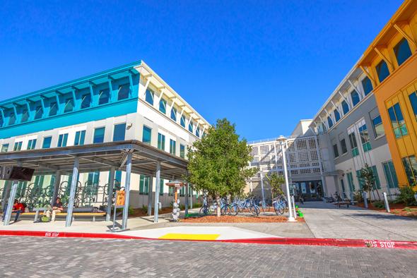 מטה פייסבוק בקליפורניה, צילום: שאטרסטוק