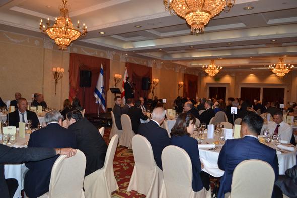 """שבוע ישראל בגיאורגיה. """"תרומתה של ישראל לכלכלה הגיאורגית מוערכת במיליארד דולר"""""""