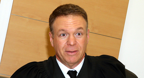 השופט אורן שוורץ. דחה את העתירה , צילום: יריב כץ