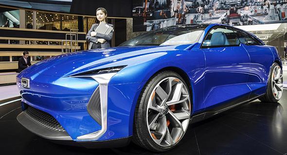 רכב חשמלי סיני