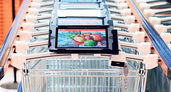 Smartcart. Photo: Smartcart