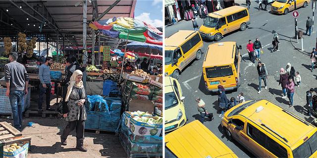 משבר בגדה המערבית: הכלכלה הפלסטינית מקרטעת, אבל לא תקרוס