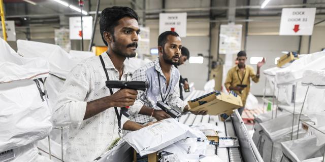 הכישלונות בהודו ובסין דחפו את אמזון לשווקים כמו ישראל