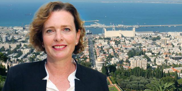 ראש עיריית חיפה - עינת קליש רותם , צילום: זהר שחר, אלעד גרשגורן