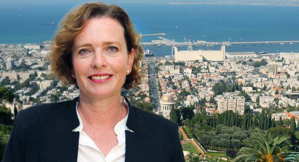 ראש עיריית חיפה - עינת קליש רותם