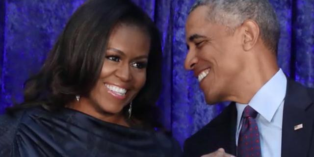 אחרי נטפליקס: ברק ומישל אובמה יפיקו פודקאסטים עבור ספוטיפיי