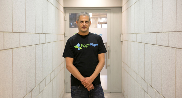 "אורן קניאל מנכ""ל AppsFlyer , צילום: AppsFlyer"