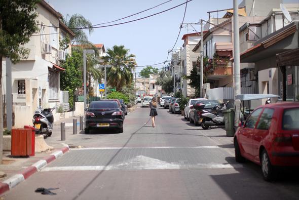 רחוב האקליפטוס בתל אביב. הבעלות המשותפת אינה מונעת עסקת יחיד