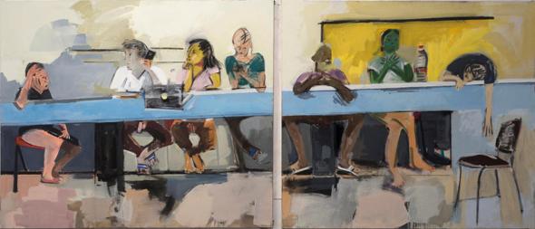ציור של יונתן גולד