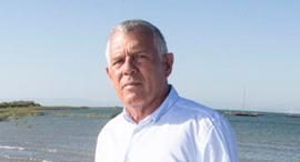 מנהל רשות המים גיורא שחם, צילום: גיל נחושתן