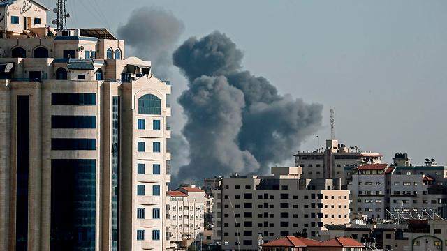 תקיפות חיל האוויר, צילום: איי אף פי