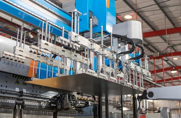 מפעל רב בריח באשקלון, צילום: אייל טואג