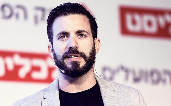 Guesty co-founder Amiad Soto. Photo: Amit Sha'al