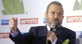 Former Israeli prime minister Ehud Barak. Photo: Amit Shaal