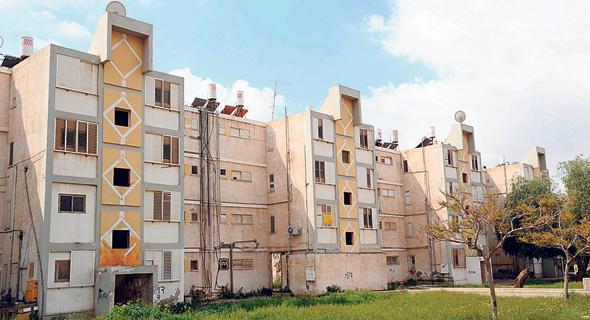 רח' וינגייט בבאר שבע: 550 דירות חדשות במקום 146 בשיכונים הקיימים שייהרסו