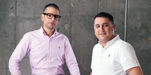 מימין: יוני לוקסנברג ואריאל קליקשטיין , צילום: ofir abe
