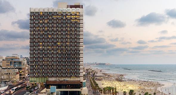 מלון הרודס של פתאל בתל אביב, צילום: אתר החברה