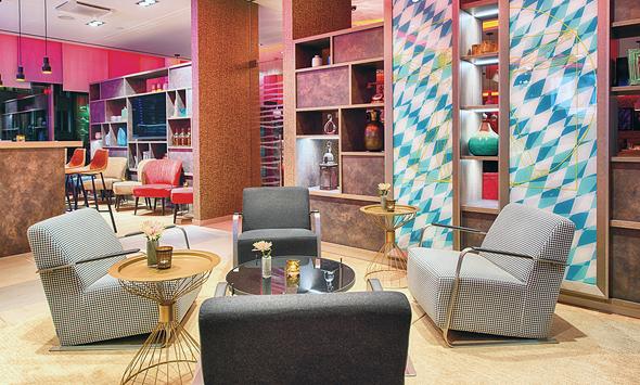 מלון לאונרדו במינכן של רשת פתאל , צילום: אתר החברה
