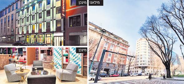 מלונות פתאל , צילום: אתר החברה, נמרוד גליקמן, עמית שאבי, Leonardo Hotels