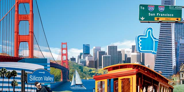 סן פרנסיסקו, קליפורניה, צילום: אל על