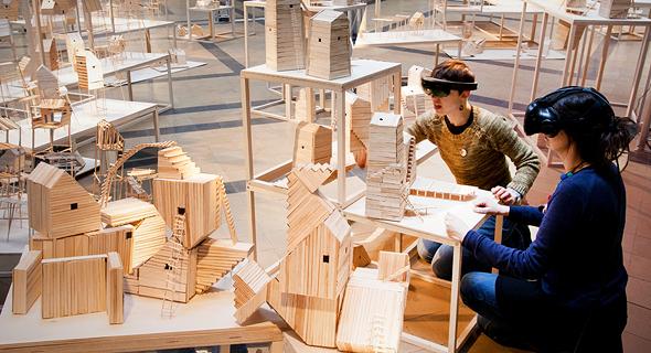"""היוצר יאן דבל: אנחנו מקשרים בין העיר המדומיינת לשכונת מוסררה באמצעות מוטיבים מוחשיים ממנה. כך המשתמשים ירגישו שהם מזהים את המקום"""""""