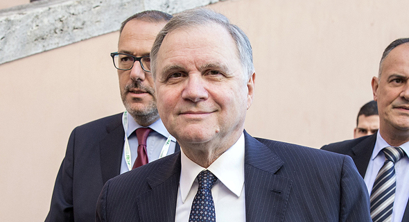 איגנציו ויסקו נגיד הבנק המרכזי של איטליה