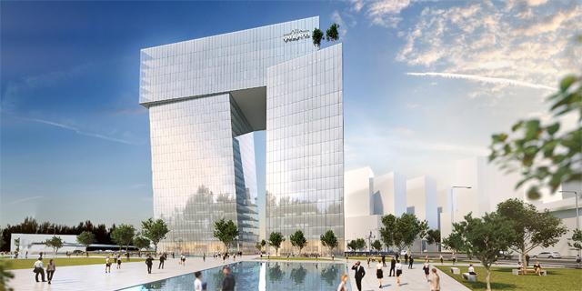 """מגדל רכשה חצי מפרויקט משרדים של פרשקובסקי בראשל""""צ תמורת 300 מיליון שקל"""