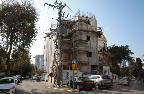 "פרויקט תמ""א 38. ארכיון, צילום: אוראל כהן"