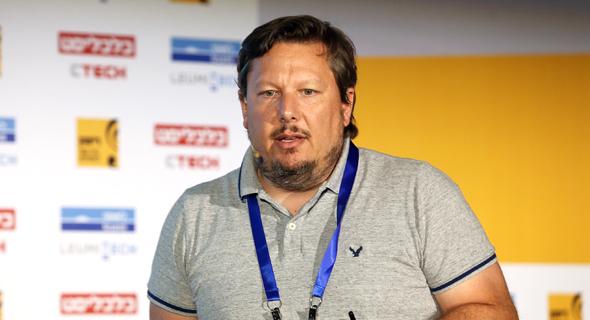 Alain Prasquier, Revelator's chief technology officer. Photo: Orel Cohen