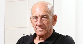 אהוד אולמרט ראש הממשלה לשעבר, צילום: אוראל כהן