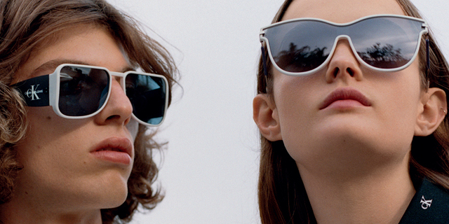 עין לציון: משקפי קלווין קליין ולקוסט עוברים בבלעדיות לאופטיקה הלפרין