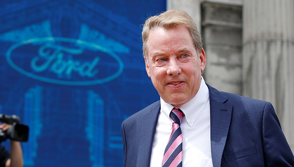 Bill Ford. Photo: Bloomberg