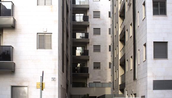שכונת אגרובנק בחולון, צילום: תומי הרפז