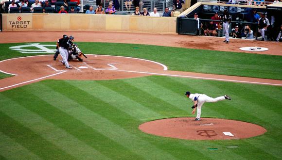 משחק בייסבול, צילום: שאטרסטוק