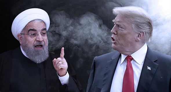 טראמפ ורוחאני