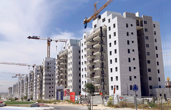 פרויקט מחיר משתכן של חברת שבירו ביבנה. התוכניות לא תאמו את היתר הבנייה