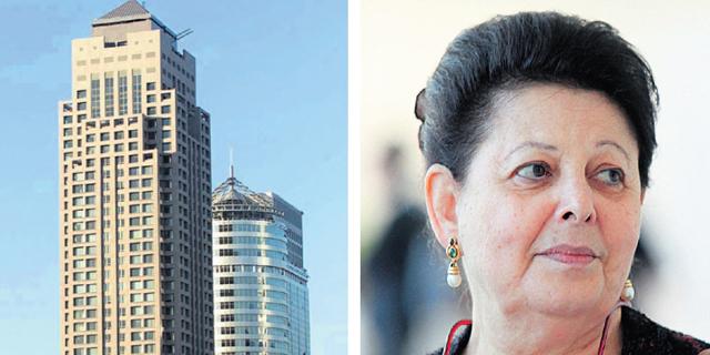 """לאחר שנה על המדף: רות עופר מכרה את הפנטהאוז בר""""ג"""