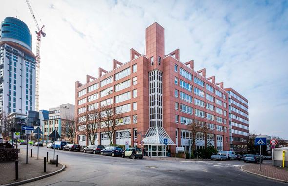 הנכס הנמכר בפרנקפורט