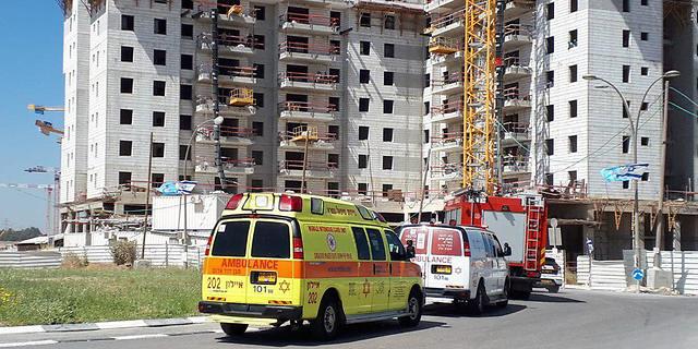 ועדה בינמשרדית תציע לדרג את הקבלנים לפי רמת הבטיחות באתרי הבנייה שלהם