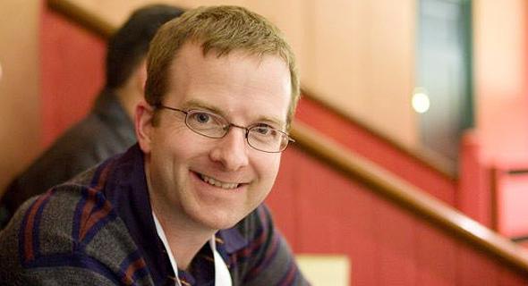 """סמנכ""""ל הטכנולוגיות ב פייסבוק מייק שרופפר, צילום: Joi Ito"""