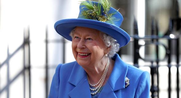 המלכה אליזבת, צילום: גטי