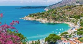אי אלבה איטליה חוף קבולי נפוליאון, צילום: שאטרסטוק