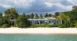 אתר נופש  אי באנווה Banwa Private Island פיליפינים הכי יקר בעולם, צילום: Banwa Private Island