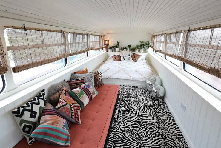 המיטה, צילום: Airbnb