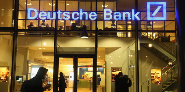 דיווח: דויטשה בנק בוחן פיטורים של 20 אלף עובדים ברחבי העולם