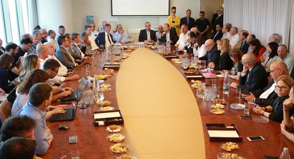 מפגש עורכי הדין, צילום אוראל כהן
