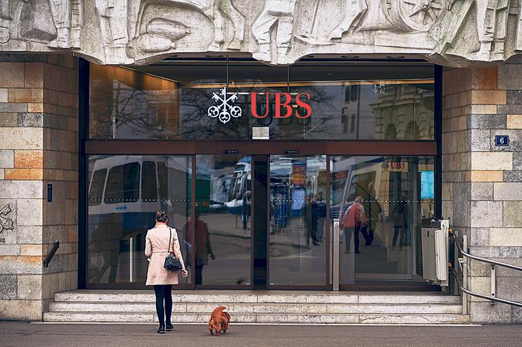 סניף UBS בציריך. המיליונרים הישראלים ניהלו בשנים האחרונות יחסים מורכבים מאוד עם עולם הבנקאות השוויצרי